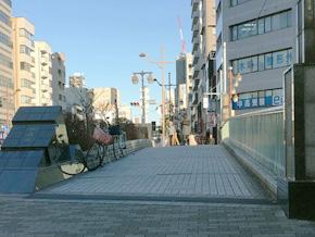 木場駅からの大幸経営への道順5